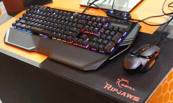 Latest G.Skill RipJaws Peripherals